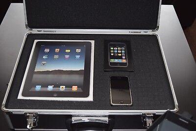 2X Apple iPhone 2g 1st Gen ! + iPad 1st Gen Never USED! - Collectors Item -