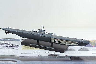 Atlas Editions German Submarine U-Boat U-181 WWII Scale 1/350