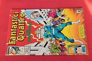 fumetto FANTASTICI QUATTRO editoriale MARVEL STAR COMICS numero 73 - Italia - L'oggetto può essere restituito - Italia