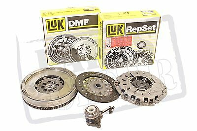 Ford Focus 1.8 Tdci Luk Dual Mass Flywheel & Complete Clutch Kit Mk1 100 115 Bhp