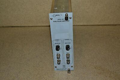 Bnc Berkeley Nucleonics Corp Model 8017 Dual Pulse Amplifier Tp2001