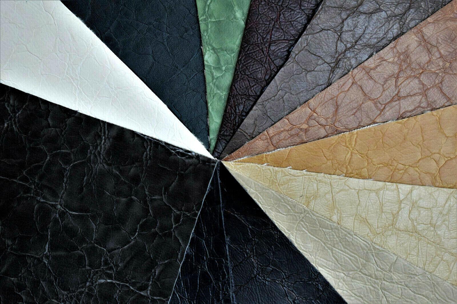 Ultra Leather PU Vinyl Fabric Pompeii Soft Upholstery Furnit