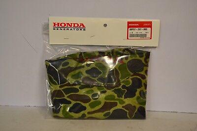 Oem Honda Generator Cover Camo Green 08p57-z07-00g Eu2000i