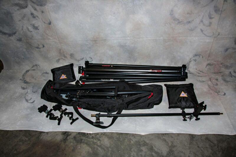 photoflex light panel fabrics and frames/ light disc holder