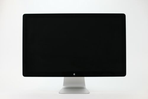 "Grade A - Apple 27"" Thunderbolt Monitor A1407 LCD Widescreen 2560 X 1440 Display"