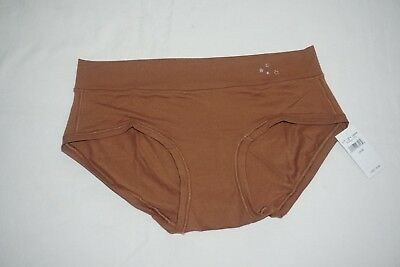 NWT AMERICAN EAGLE AERIE BROWN REAL ME BINDING BOYBRIEF SIZE MEDIUM