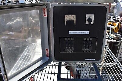 Pdu Pb301-0001 Feed Thru Power Distribution Box