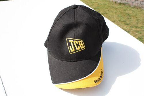 Ball Cap Hat - JCB - Cervus Equipment - Do it in the Dirt - Equipment (H1473)
