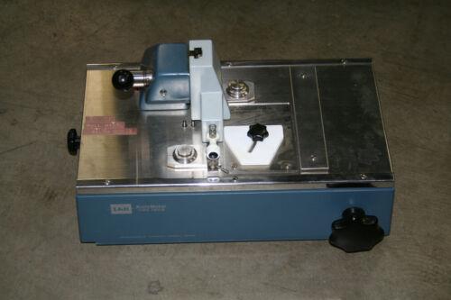 LKB Microtome Glass Knife Maker Knifemaker Type 7801B 7800 -