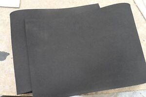 CLOSED CELL NEOPRENE FOAM 1000 MM x 300 MM X  3 MM THICK