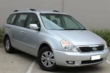 FROM $85 P/WEEK ON FINANCE* 2014 Kia Grand Carnival Wagon Mordialloc Kingston Area Preview