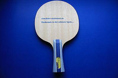 Tischtennis Holz iLCHEV OFF+ Carbon - Griff konkav - neu - original verpackt