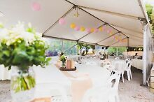 CLEAR SPAN MARQUEES. Mount Evelyn Yarra Ranges Preview