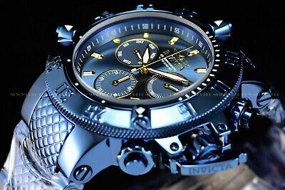 Invicta Men's 50mm Subaqua Noma III Blue Label Chronograph Swiss Movement Watch