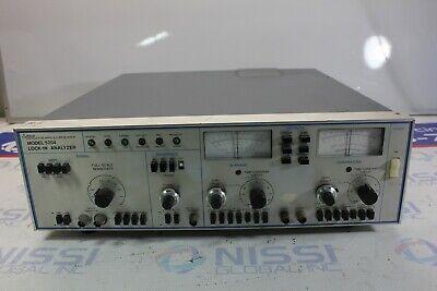 Eg G Princeton Applied Research Model 5204 Lock-in Analyzer