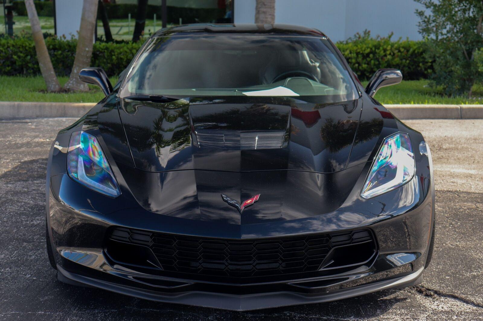2018 Black Chevrolet Corvette Grand Sport    C7 Corvette Photo 9