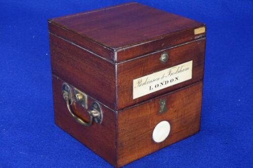 Antique Parkinson & Frodsham Marine Chronometer