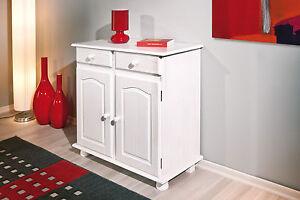 Commode buffet console meuble de rangement cuisine portes - Buffet rangement cuisine ...