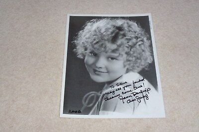 Used, LAUREL & HARDY - JEAN DARLING AUTOGRAPHED SIGNED 8X10 PHOTO BABES IN TOYLAND for sale  Norwich