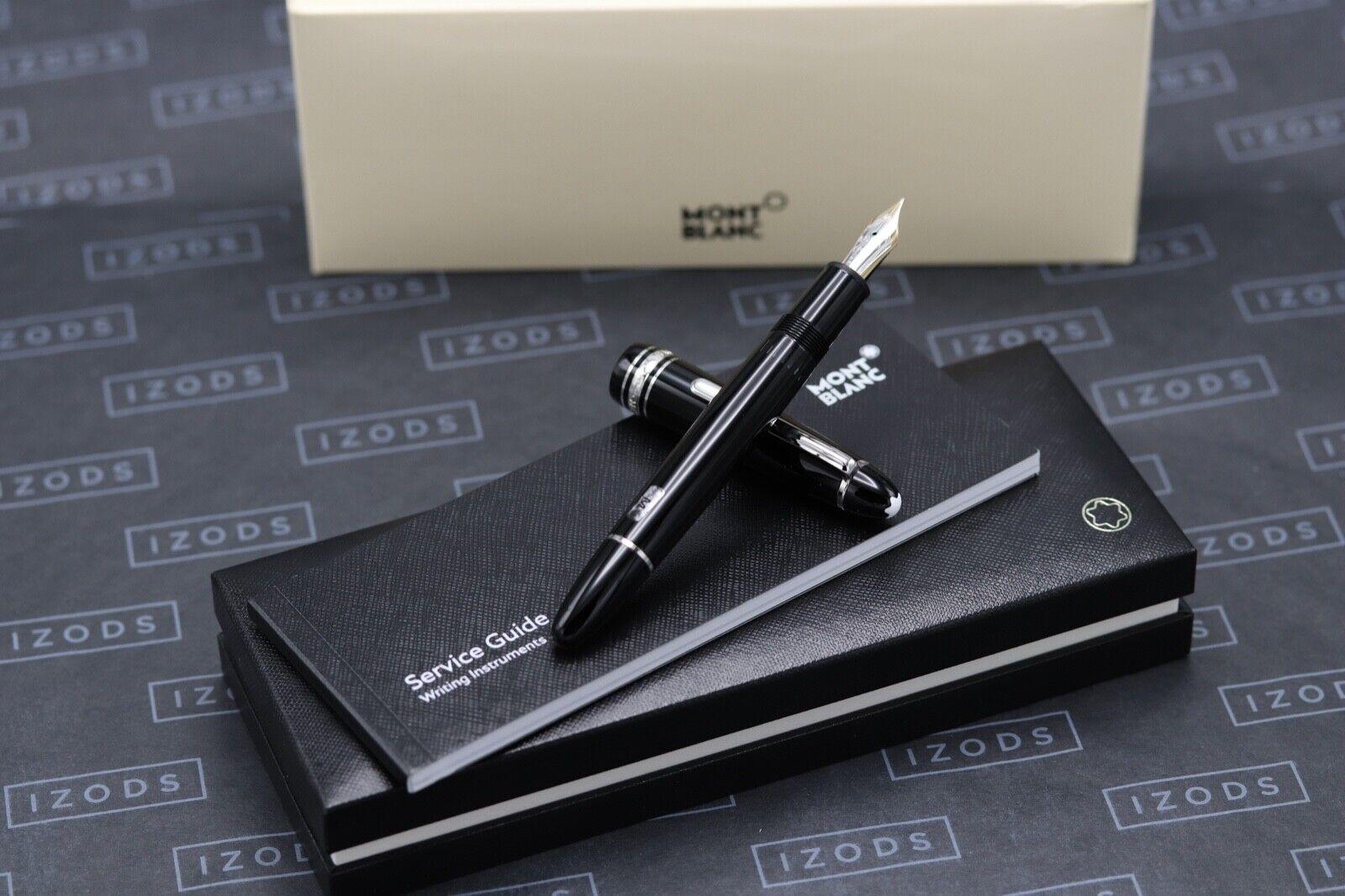 Montblanc Meisterstuck 146 Platinum Line Fountain Pen