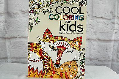 Cool Coloring Books For Adults (Express Yourself Through Animal Coloring Book Cool For Adults And Kids)
