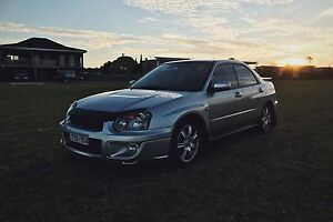 2005 Subaru Impreza RS 2.5l 5 speed manual Meadow Heights Hume Area Preview