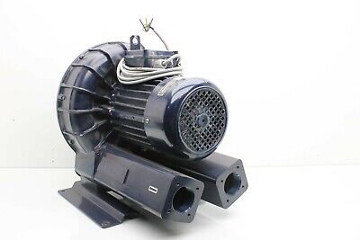 Gardner Denver Sap0300-1376-z 5 Hp Regenerative Blower Vacuum Pump