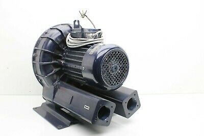 Gardner Denver Sap0300-1376-z 5 Hp Regenerative Blower Vacuum Pump