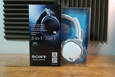 Sony NWZ-WH303 3-in-1 Headphones / MP3 Player / Speakers