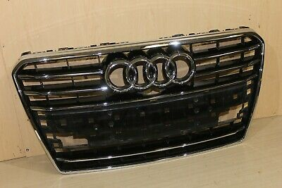 12-15 AUDI A5 GRILLE GRILL ASSEMBLY TRIM GENUINE FACTORY OEM EXCELLENT