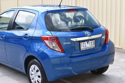 TOYOTA YARIS YR 2014 AUTOMATIC - 5 YEAR WARRANTY Broadmeadows Hume Area Preview