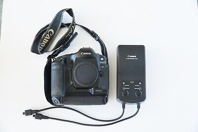 Canon EOS Camera 1-DS in Good Used Condition