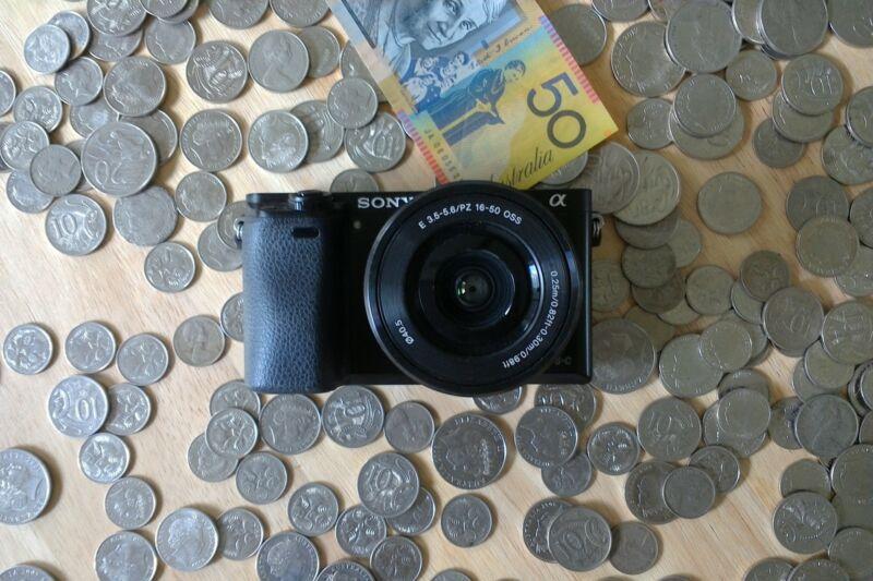 Lights camera sell