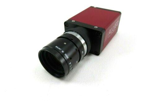 Allied Vision Technologies Marlin F-145B2 IRF Digital Camera w/ C2514-M Lens