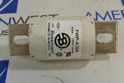 400a Fuse (Bussmann FWP-400A Fuse 400A 700VAC/DC *USED)
