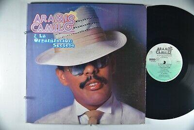 ARAMIS CAMILO & La Organizacion Secreta LATIN LP