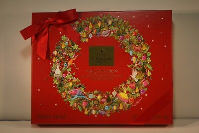 SEALED GODIVA Limited Edition Holiday Chocolate & Truffle Collection - 16 Piece