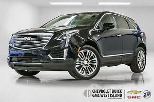 2017 Cadillac XT5 AWD ** PREMIUM ** CUIR ** TOIT ** NAVIGATION *