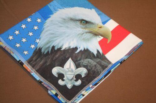 "Boy Scout ""2005 National"" Scout Jamboree Neckerchief"