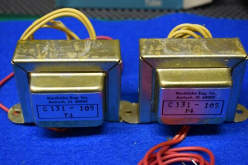 Northlake Engineering Model C131-105  T4 Interstage / Output Transformers