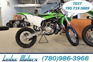 2017 Kawasaki KX85 - GREAT STARTER!  GUARANTEED APPROVALS!!