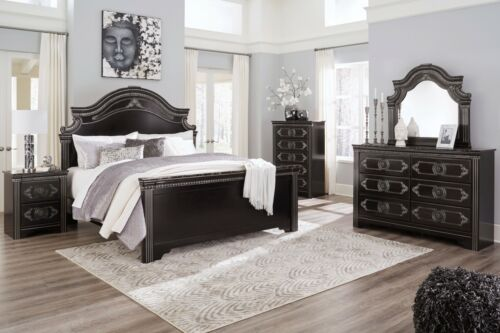 Ashley Furniture Banalski Queen 6 Piece Bedroom Set