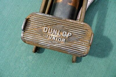 Dunlop Junior vintage Foot Pump Tyre 1930's classic car