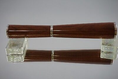 Panache Rollerball, Chrome - Bolivian Rosewood, BR3