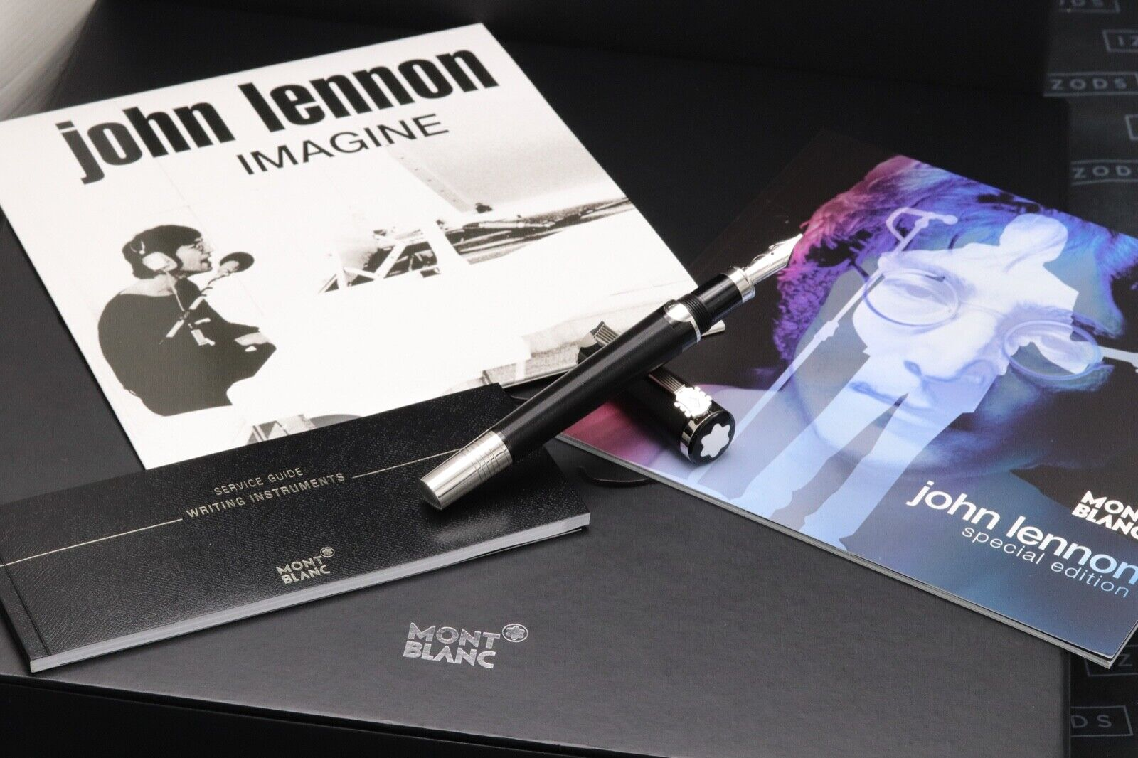 Montblanc Donation Series John Lennon Special Edition Fountain Pen