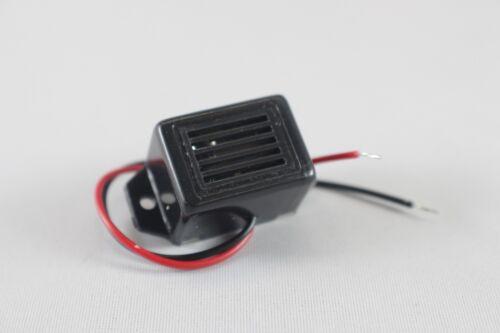 Low Voltage Buzzer 1.5V-3V VDC DC mechanical buzzer ships from USA (Qty 1-10)