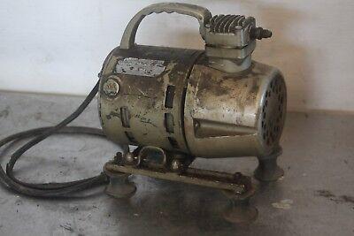 Ge Compressor Vacuum Pump 5xbf074d Cja