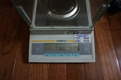 Sartorius Bp61 Digital Lab Scale Balance Analytical Delta Range 0.1mg B 61 G