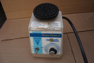 Vwr Vortexer Vortex Shaker Mixer Genie 2  Rotator Mini Minivortex Shaker Sver