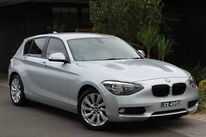 2011 BMW 118i F20 Hatchback Automatic 1.6T Somerton Park Holdfast Bay Preview
